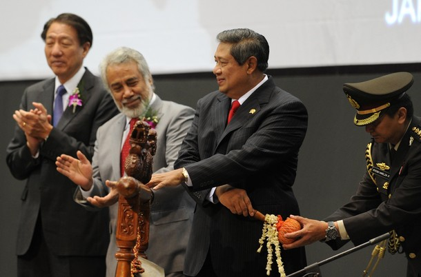 ASEAN DOOR ALREADY CLOSED FOR DILI IN 2011
