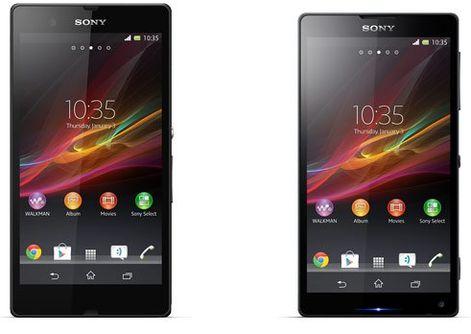 Sony, Smartphone, Android Smartphone, Sony Smartphone, Sony Xperia Z, Sony Xperia ZL, Xperia Z, Xperia ZL