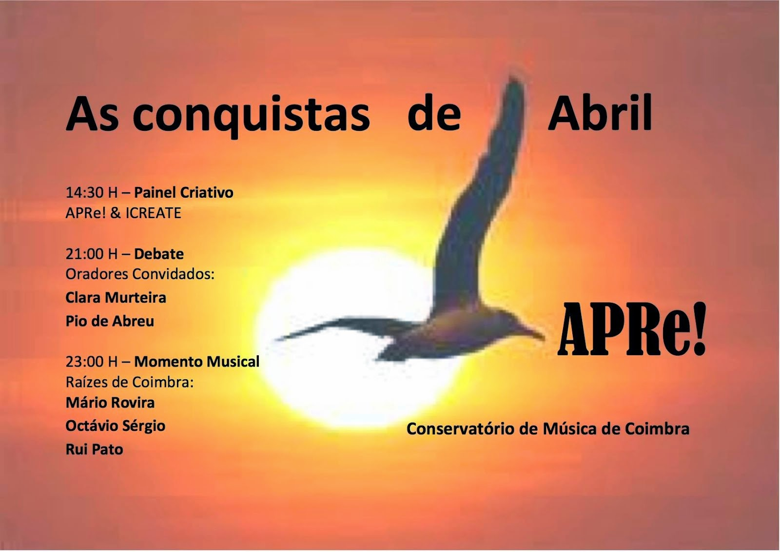 Conquistas de Abril