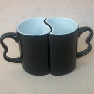 This Is For Couples There Are Double Cups Full With Love As Best Gift Wedding It Can Turn Colors When Poured Into Hot Water