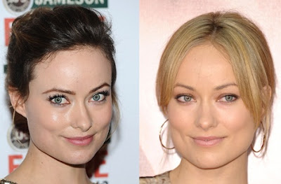 olivia wilde antes y despues