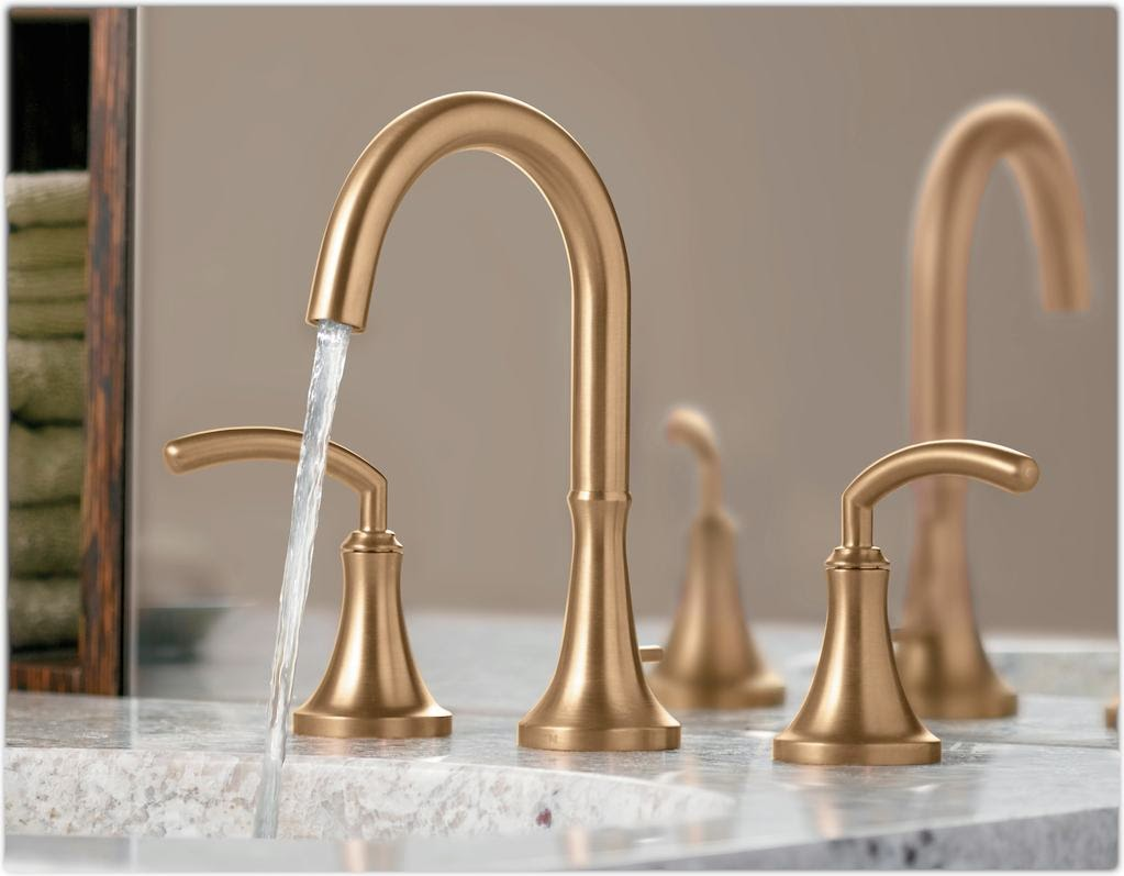moen brass bathroom faucet | My Web Value