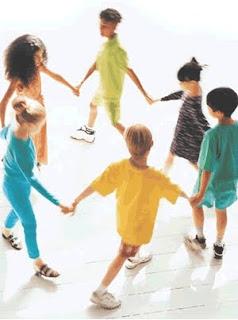 circle of children image