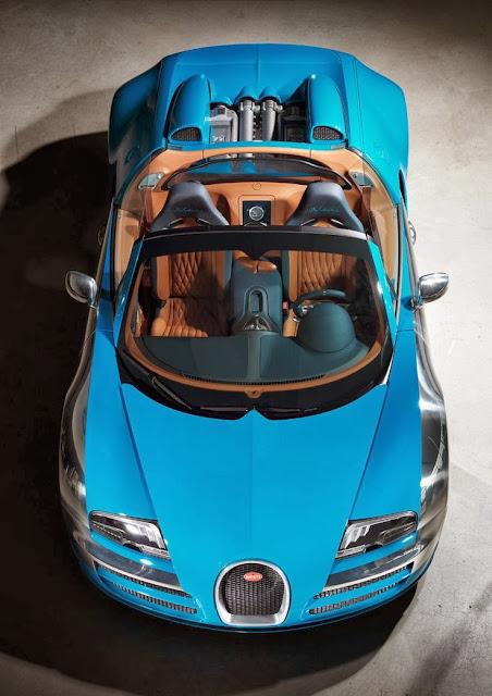 Mobil Sport Bugatti
