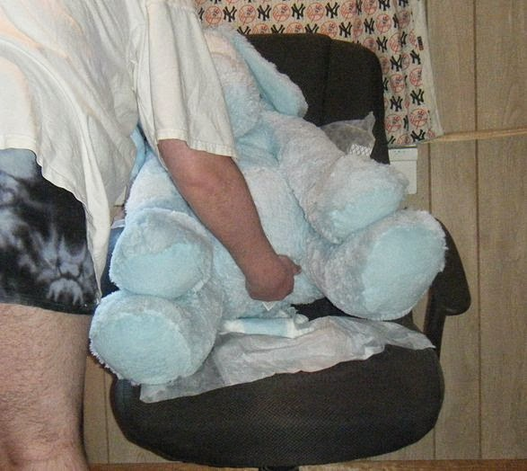 diapers Messy adult