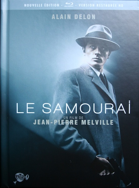 A Hero Never Dies: Le Samourai Blu Ray
