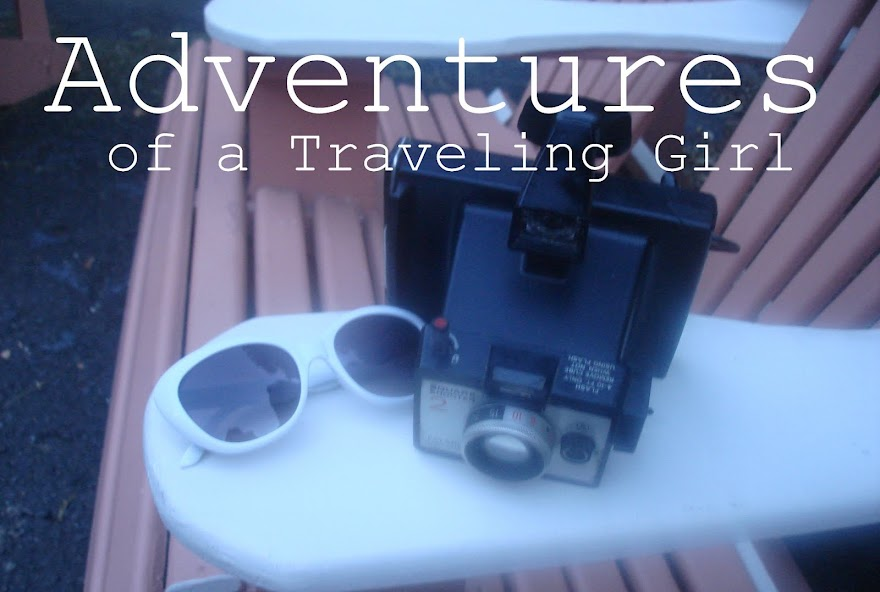 Adventures Of A Traveling Girl