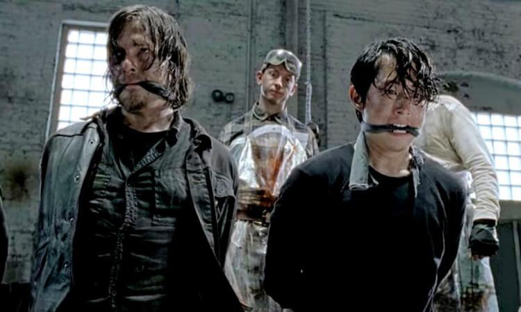 The Walking Dead Still Shot