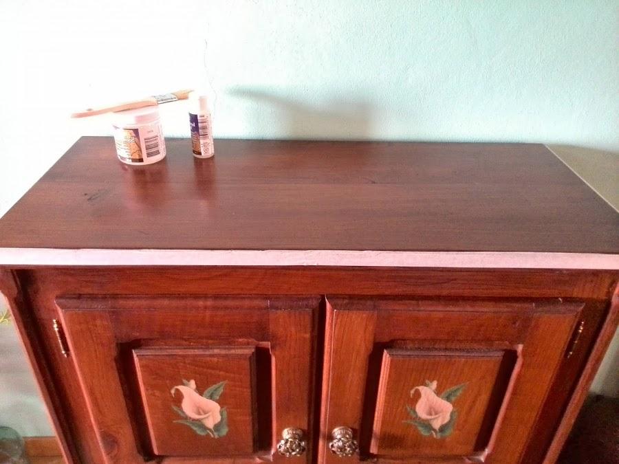 Tunea tus muebles con la técnica el craquelado para un acabado diferente y original