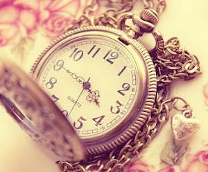 Cada segundo que tardas es un beso que te resto.