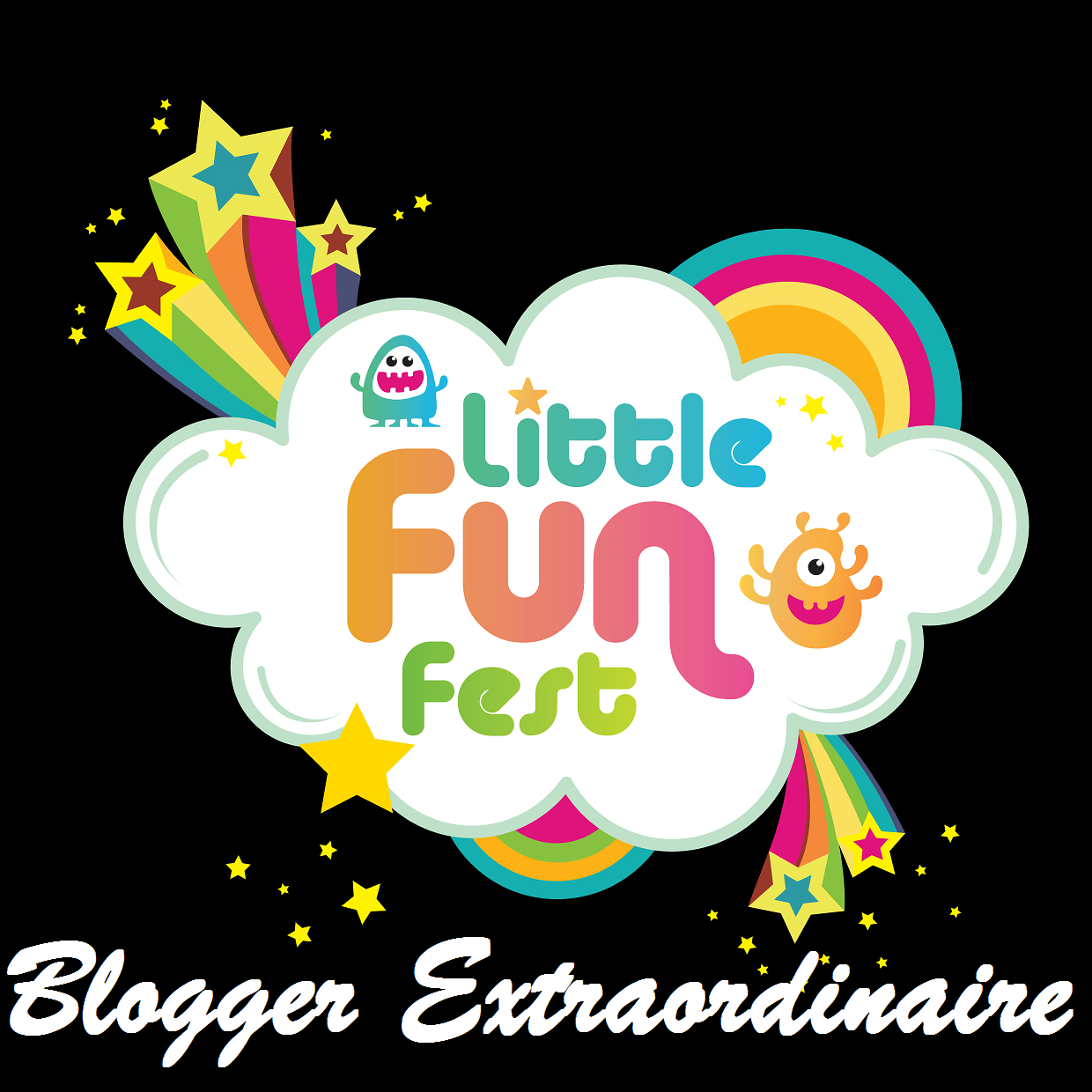 I'm a little Fun Fest Blogger
