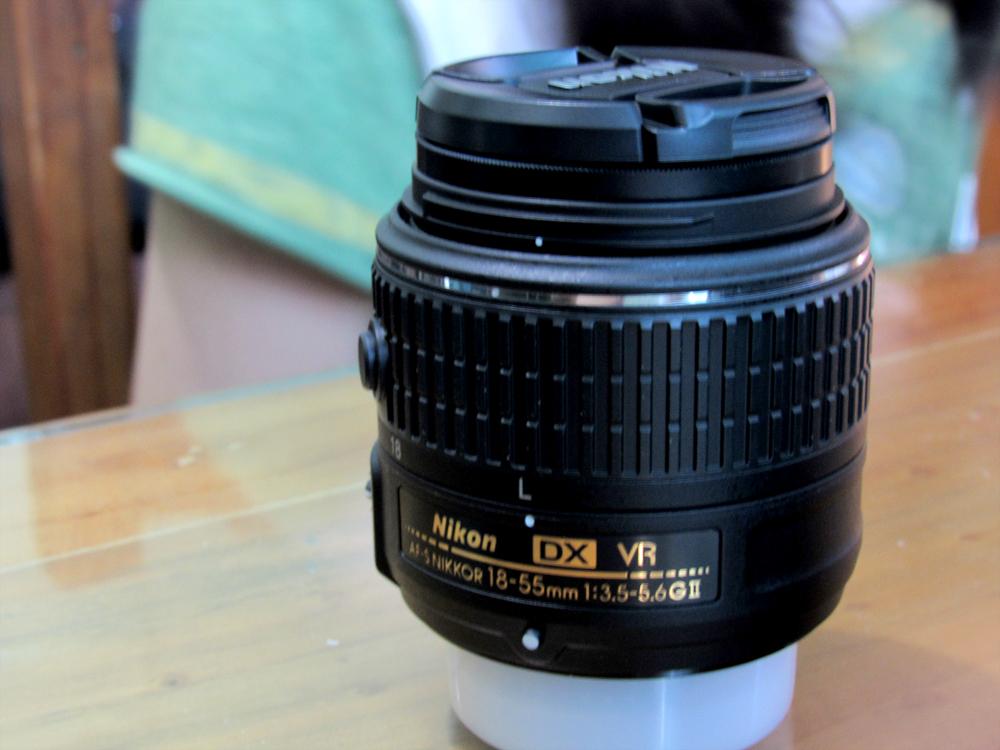 how to manual focus nikon d3300
