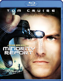 Minority Report (2002) Hindi Dual Audio BluRay | 720p | 480p