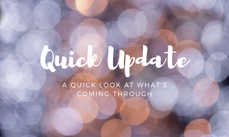 Quick Update ~ Jenny Schiltz ~ 14. September 2019