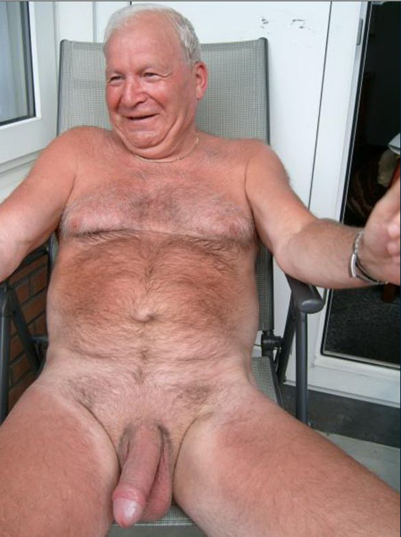 Mature men big cocks