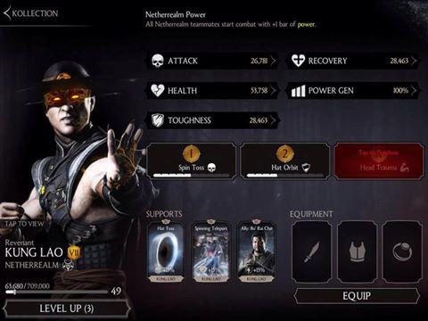 Kung Lao Espectro MKX Mobile Blog Mineira sem Freio