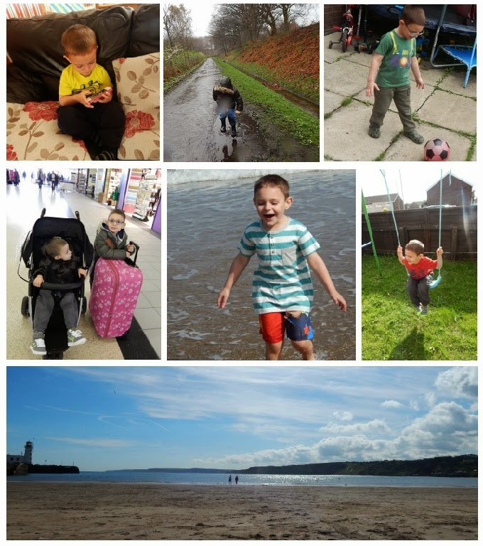 Yorkshire Blog, Mummy Blogging, Parent Blog, Scarborough, Cayton Bay, Park Resorts, Holiday, Project 365, A Photo A Day, Train Station, Beach, Country Kids,