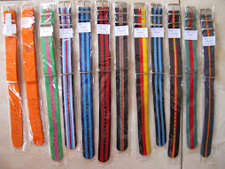 COLOURFUL NATO STRAP 20MM