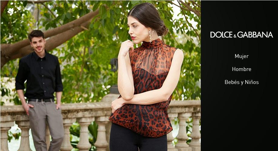 Dolce Gabbana Febrero 2015