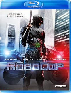 RoboCop (2014) Movie Poster