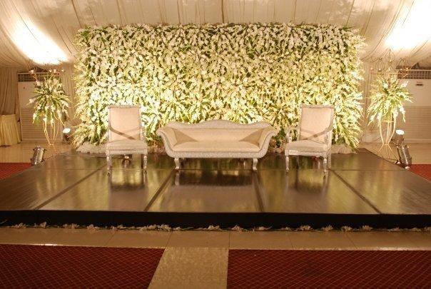 Wedding decor in pakistan beauty fashion fun for Latest wedding decoration