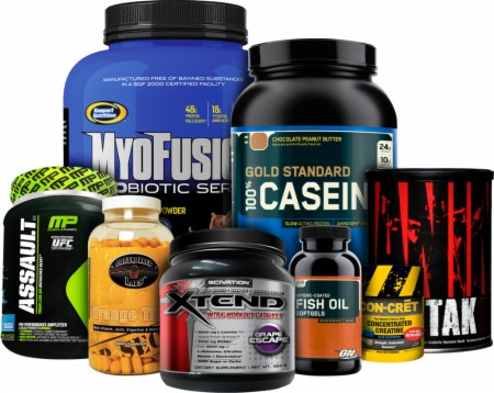 Muscle Building Supplements for Men Over 50