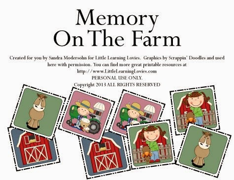 memory on the farm