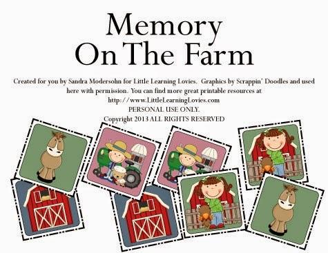 memory on the farm