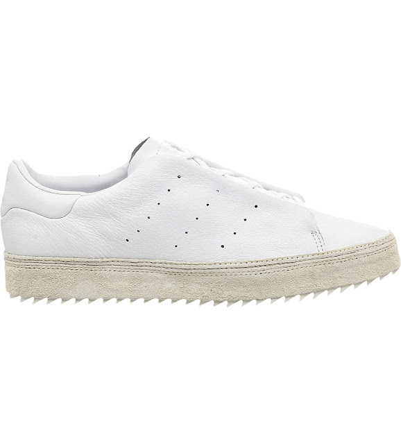 adidas pointed sneakers, adidas point trainers, white pointed trainers, adidas point court trainers,