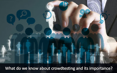 What do we know about Importance of Crowdtesting?