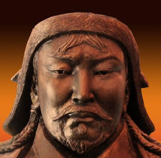 Genghis Khan, Mongolian empire