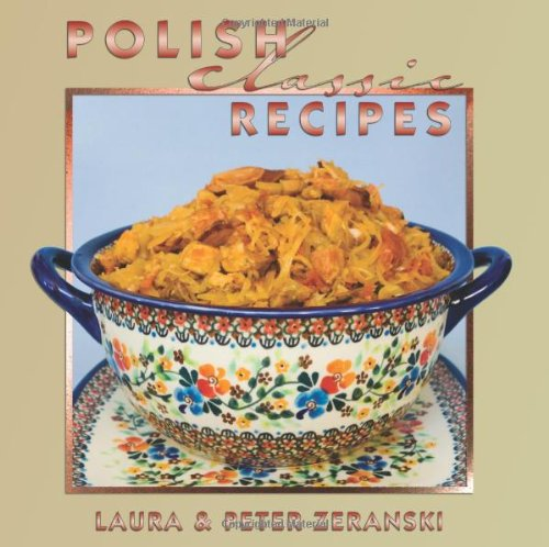 Tasty trix cool summer borscht barszcz from polish classic recipes but you know what they say about books covers and judgement and never was this maxim more true than in the case of these two cookbooks forumfinder Images