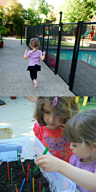 Learn Through Movement -Math Number Hunt