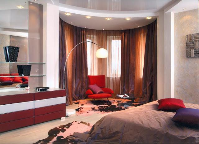 Id e couleur peinture int rieur chambre coucher id es - Couleur chambre a coucher ...