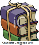 Chunkster Reading Challenge 2011