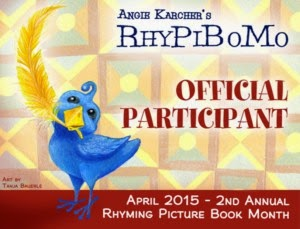 #RhyPiBoMo - Signed up and ready for some rhyming fun!