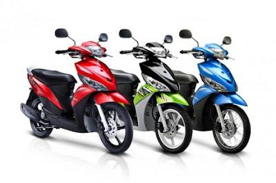 Daftar Harga Motor Yamaha Mio Bulan Januari 2013 Terbaru Hardika.com