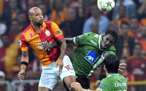Galatasaray vs Braga