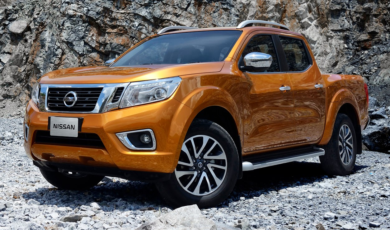 g nissan revealed all new nissan navara 2015 for india. Black Bedroom Furniture Sets. Home Design Ideas