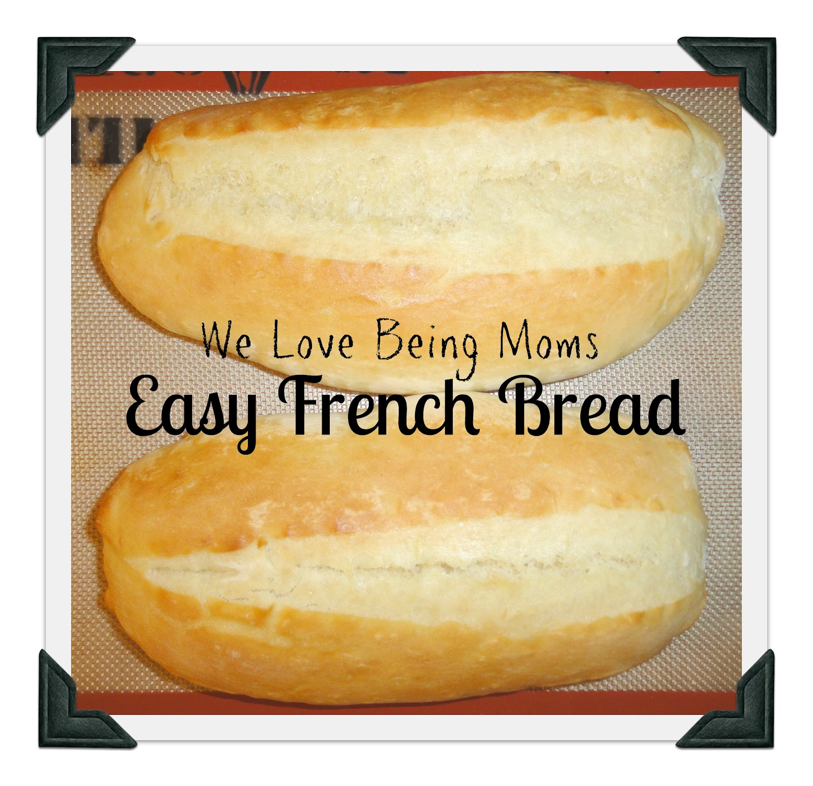 french relationship to bread
