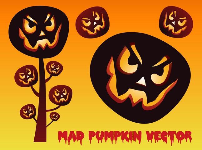 Free Graphics Pumpkin Vectors
