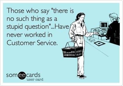 Why do all Customer Service jobs Suck?