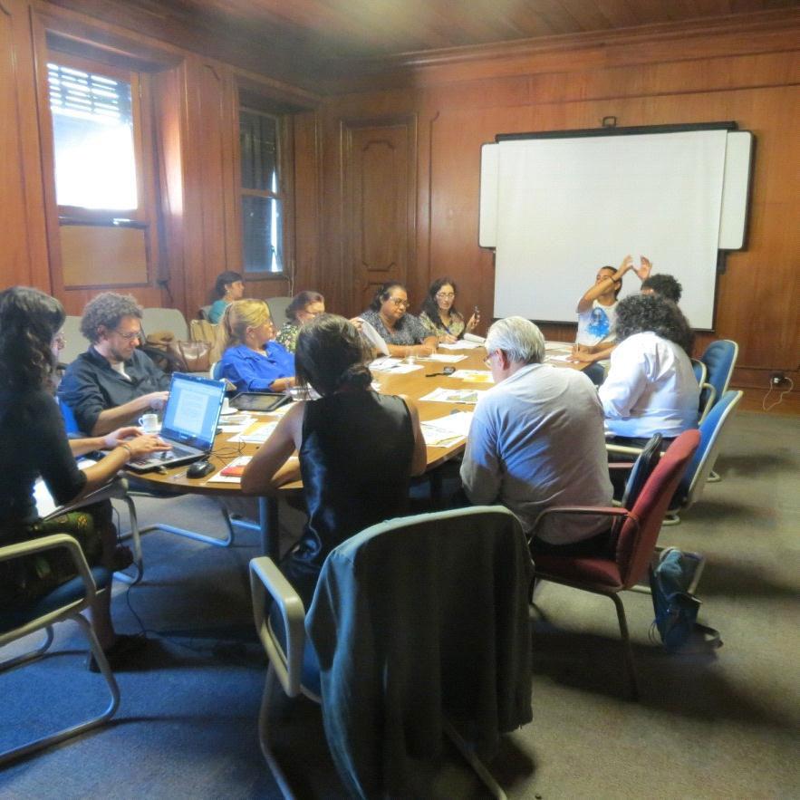 Reunião para escolha do representante da Agenda 21 na COE