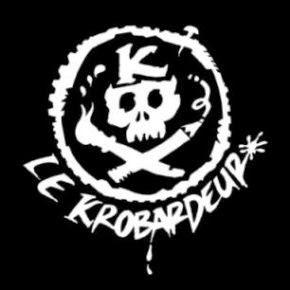 Le Krobardeur, new logo
