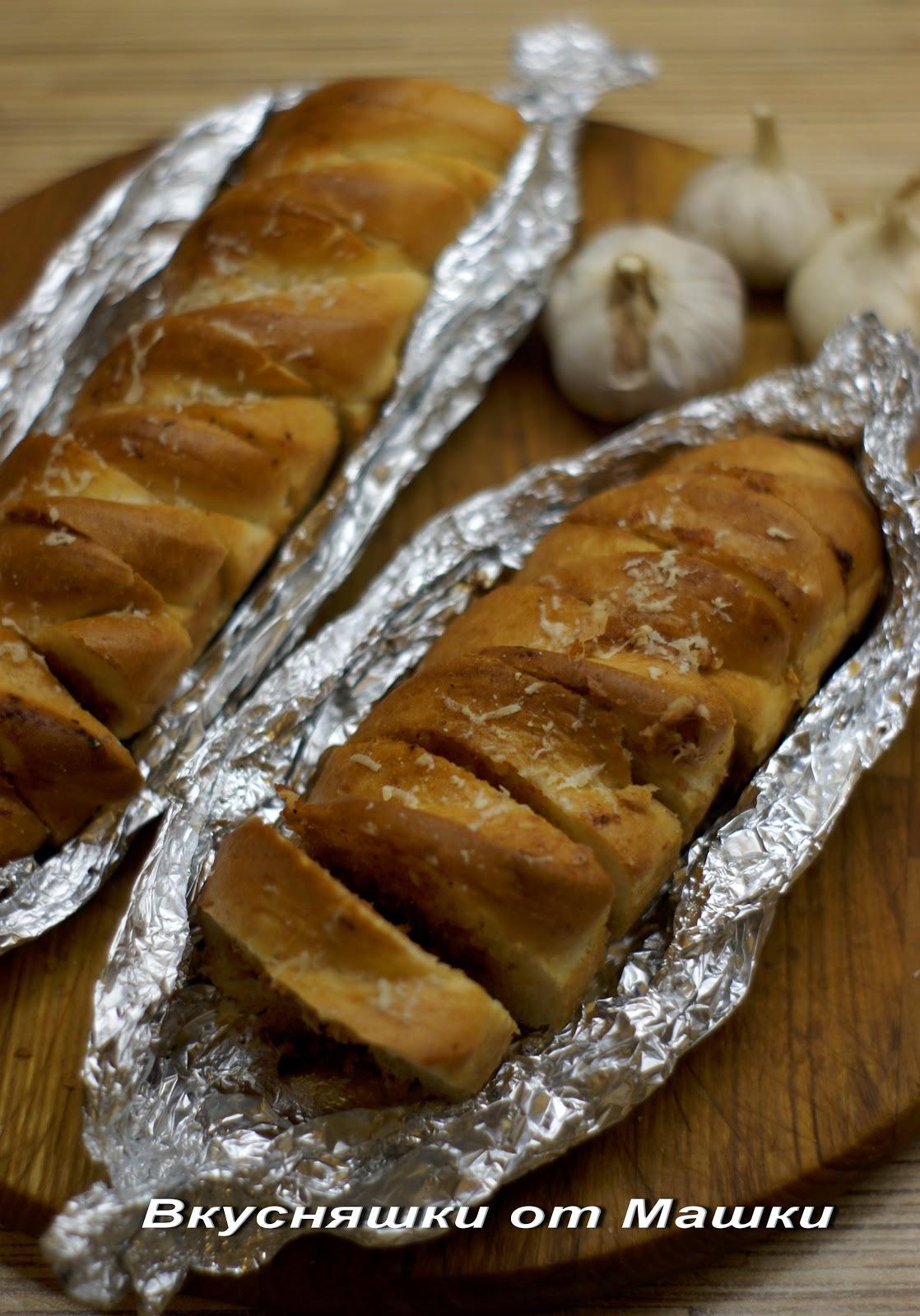 Батон с сыром в духовке - пошаговый рецепт с фото: как. - pojrem