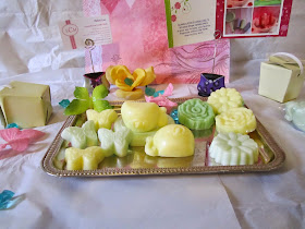 Spring Candle Gift Set