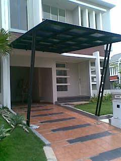 Gambar Canopy Rumah Minimalis