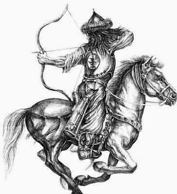 """Képtalálat a következőre: """"lovasíjászat"""""""