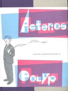 Asterios, Polypos, David Mazzuchelli
