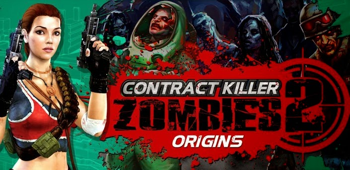 Contract Killer: Zombies 2 v1.1.1 [Link Direto]